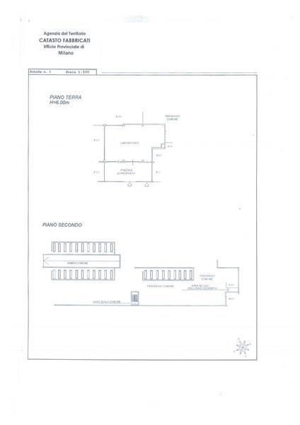 Concorezzo capannone nuovo di 370 mq agenzia vendocasa for Capannone di 144 mq