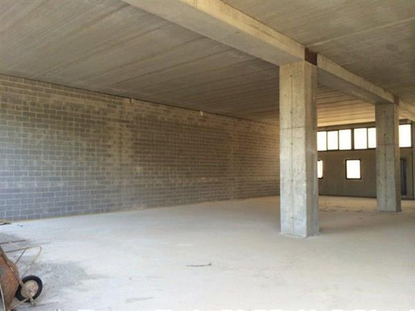 Osnago – Capannone di nuova costruzione da 272 mq