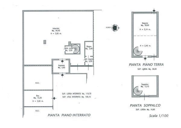 Monza – Negozio da 36 mq