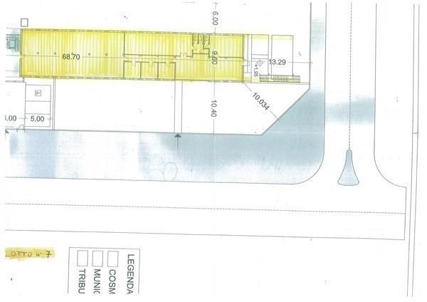 Monza – Uffici di 900 mq su 2 livelli