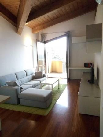 Roncello - ultimo piano mansardato alto con terrazzo - Agenzia ...