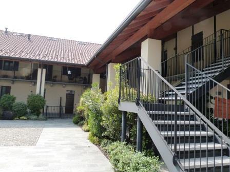 primo piano + mansarda con ampio balcone