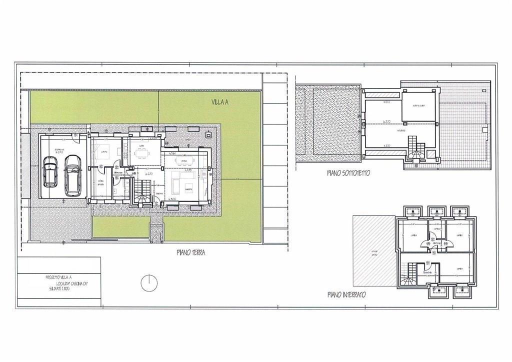 Sulbiate villa singola in classe a agenzia vendocasa - Classe immobile ...