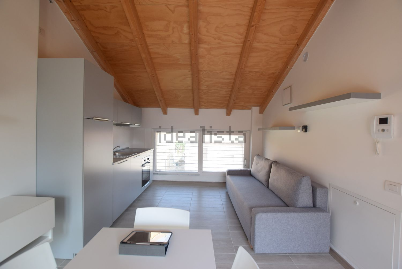 Concorezzo – Centro –  Appartamento monolocale con terrazzo